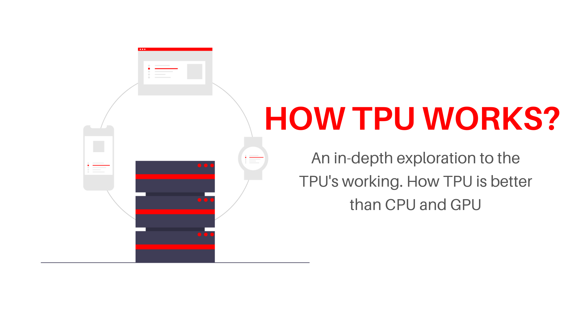 How TPU works blog by buggyprogrammer