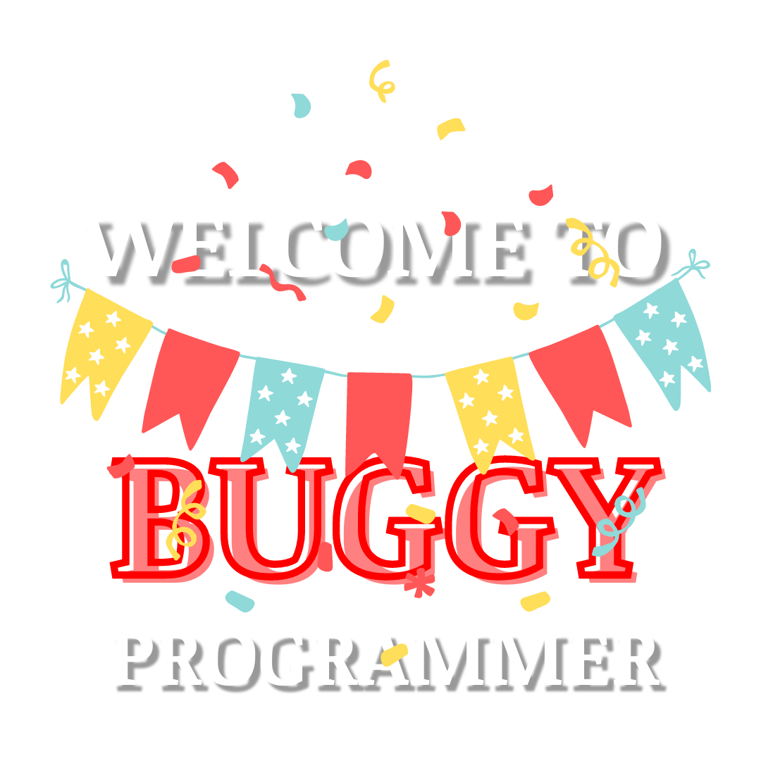 Welcome to Buggy Programmer