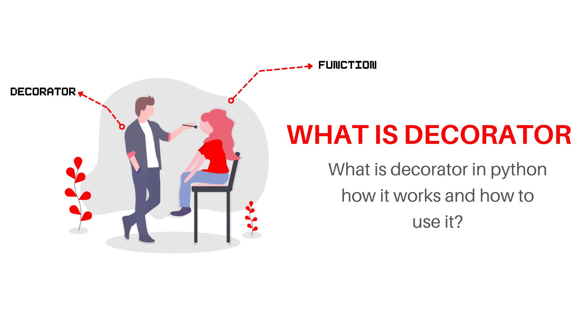 what is decorator in python and how to use it in 2021